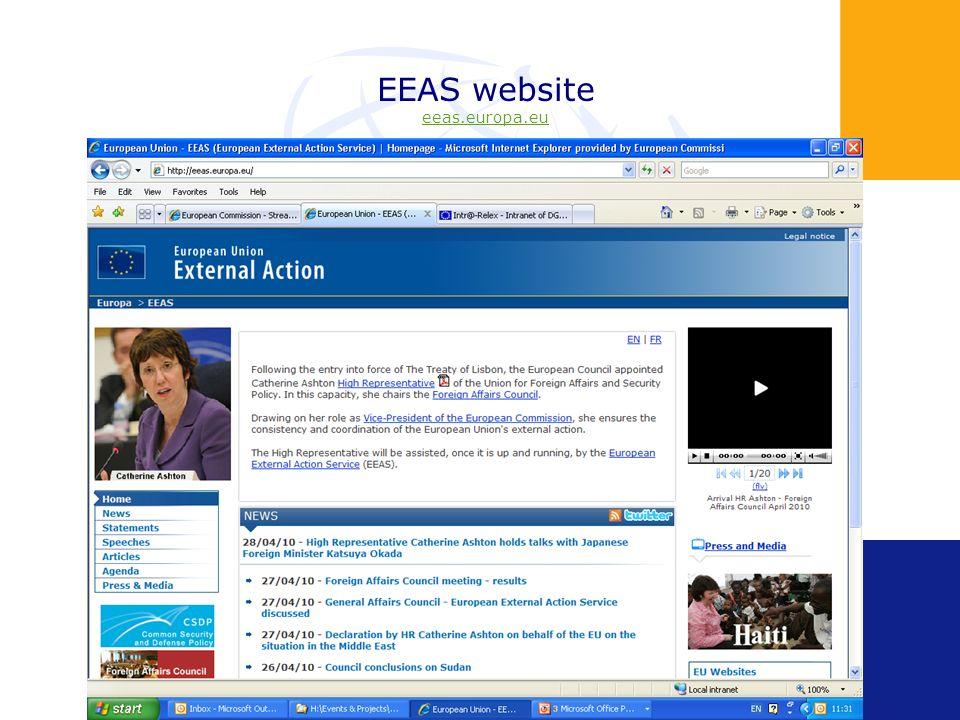 EEAS website eeas.europa.eu eeas.europa.eu