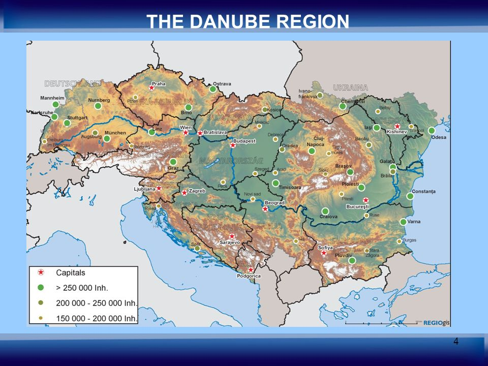 4 THE DANUBE REGION