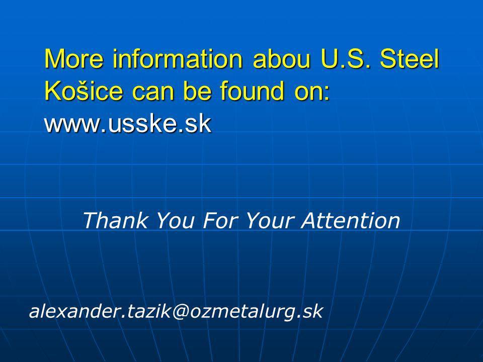More information abou U.S.