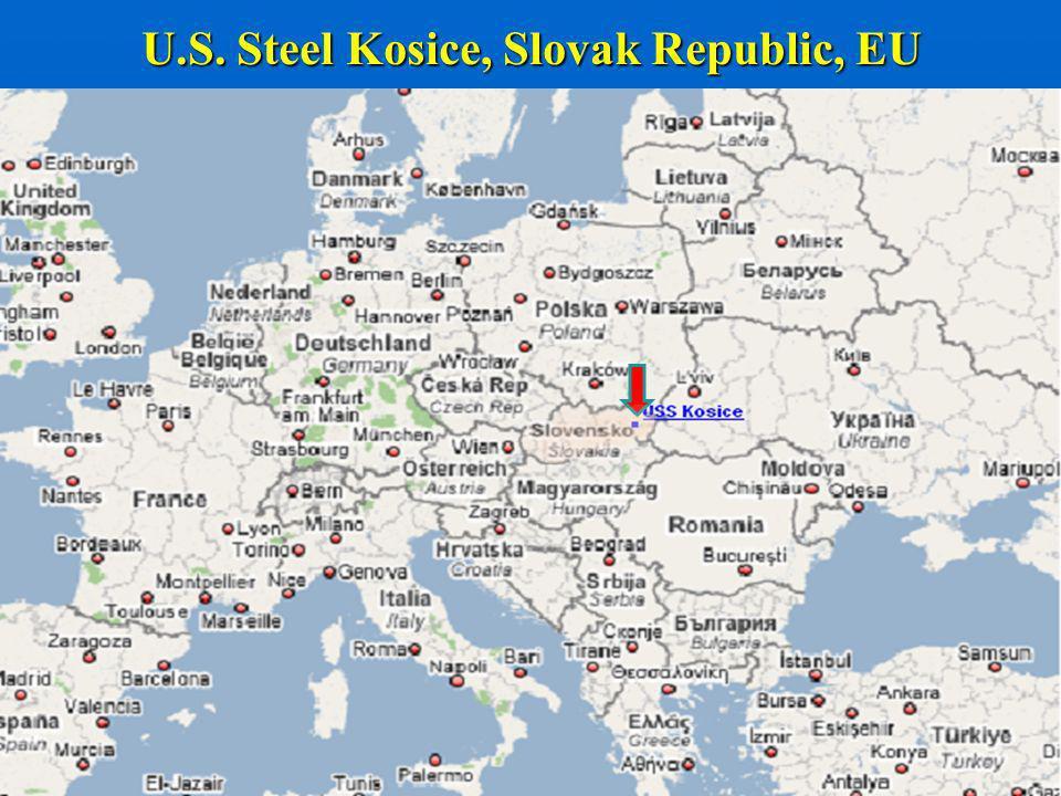U.S. Steel Kosice, Slovak Republic, EU