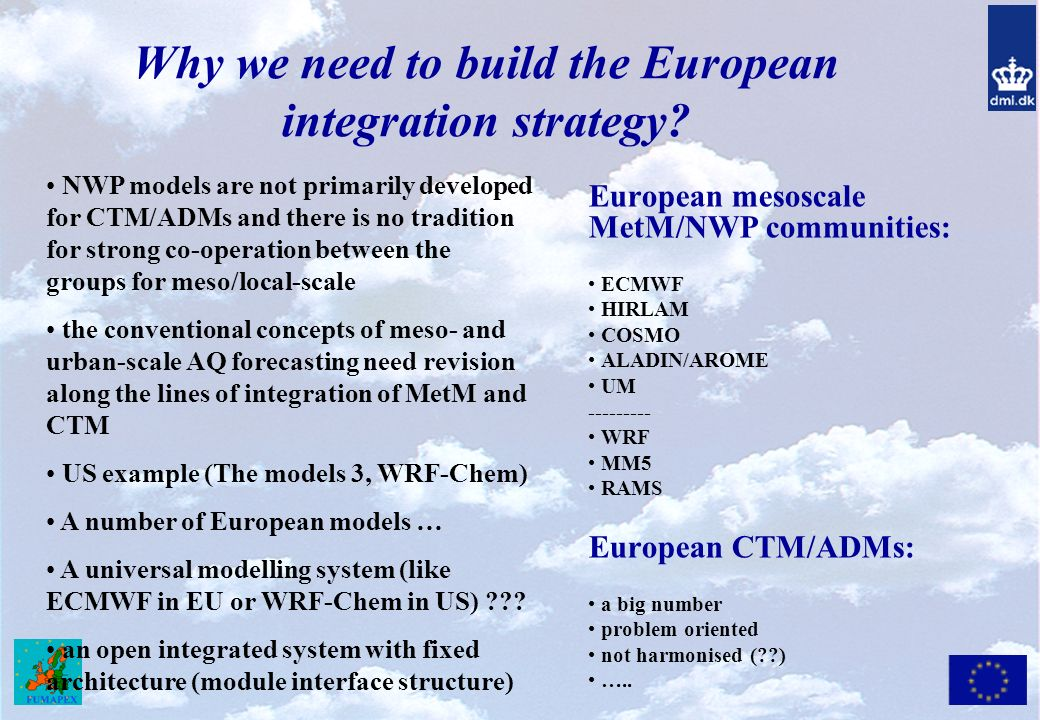Why we need to build the European integration strategy.