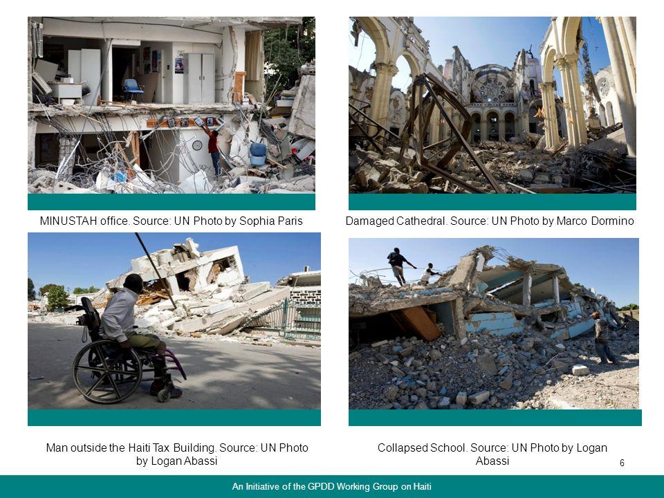 ~105,000 homes destroyed, > 208,000 damaged (PDNA, 2010) > 1,300 educational institutions completely destroyed, ~4,600 damaged (World Vision, 2010) La