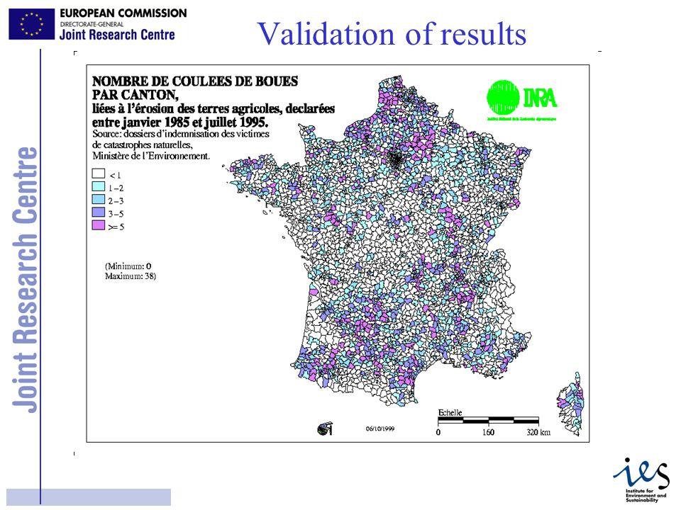 11 Validation of results