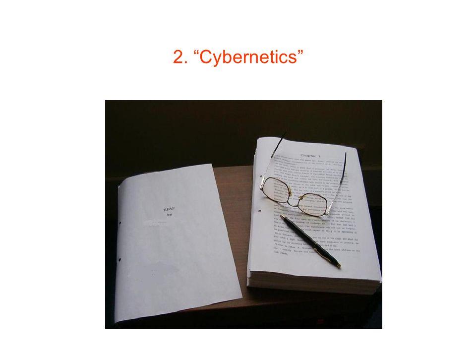 2. Cybernetics