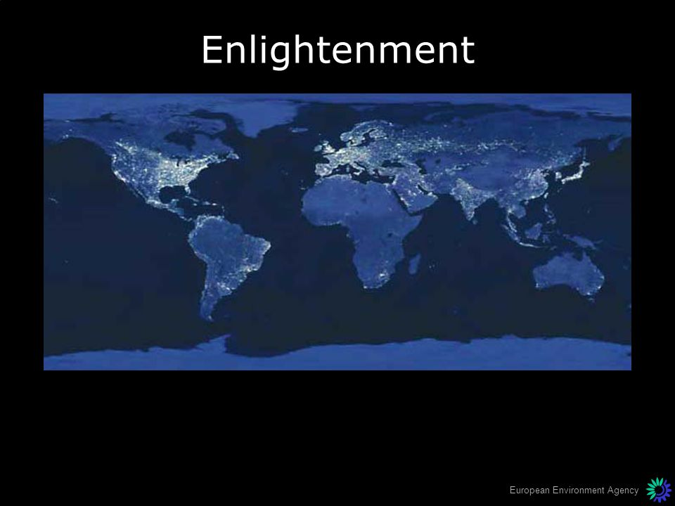 European Environment Agency Enlightenment