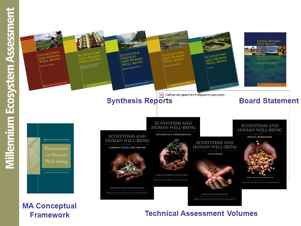 Synthesis ReportsBoard Statement MA Conceptual Framework Technical Assessment Volumes