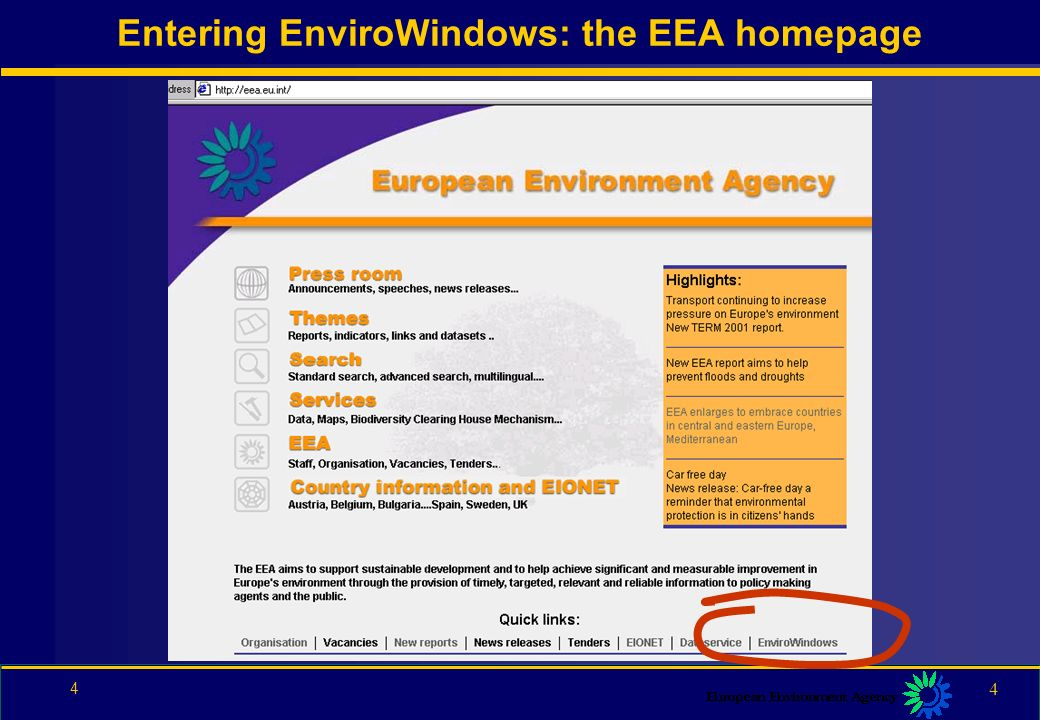 3 3 Support the EEA information strategy, e.g., framing and implementing policies including best practice.