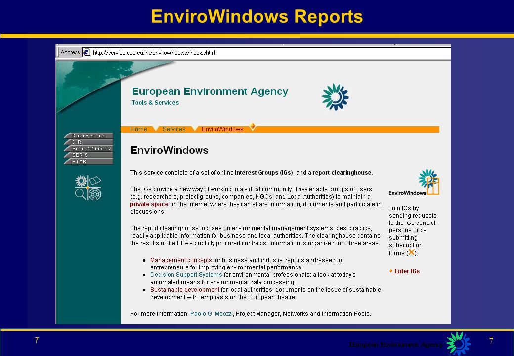 6 6 EnviroWindows homepage