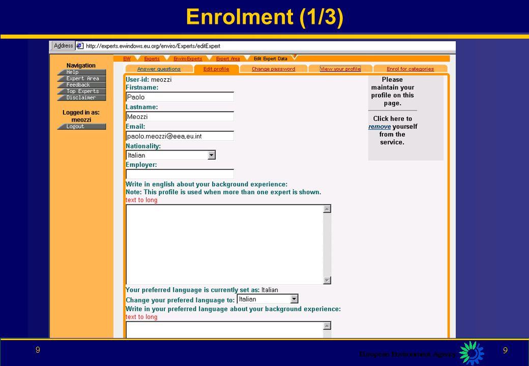 8 8 EnviroExperts homepage