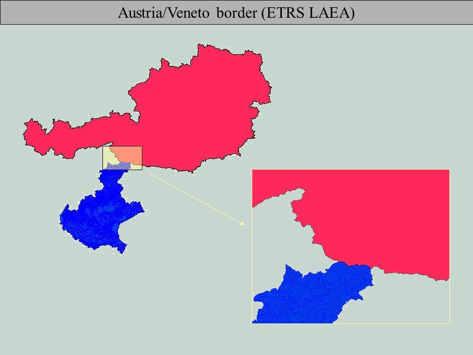 Austria/Veneto border (ETRS LAEA)