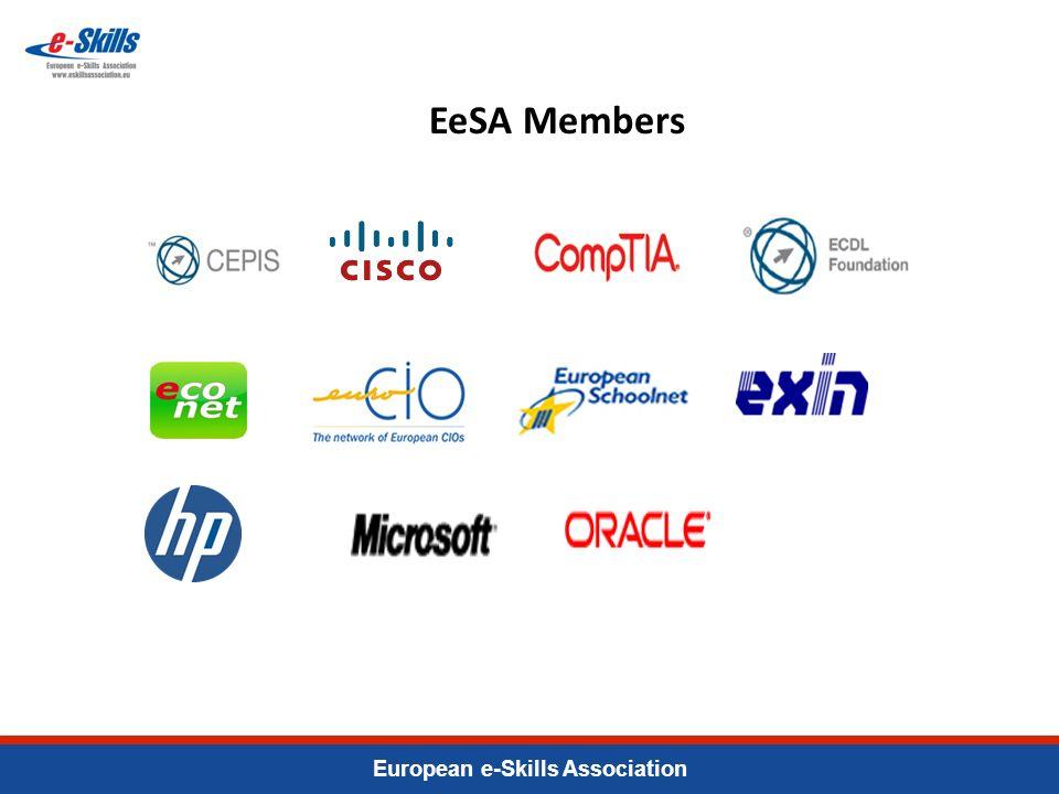 European e-Skills Association EeSA Members