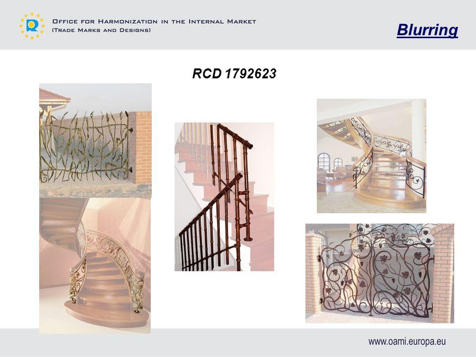 RCD 1792623 Blurring