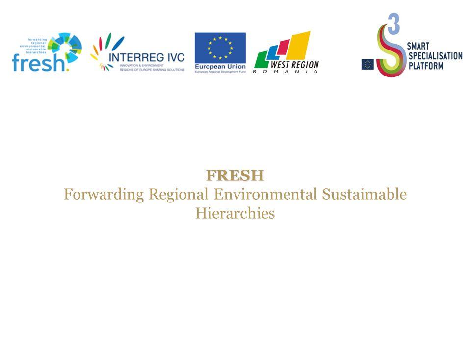 FRESH FRESH Forwarding Regional Environmental Sustaimable Hierarchies