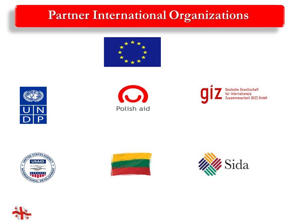 ga Partner International Organizations