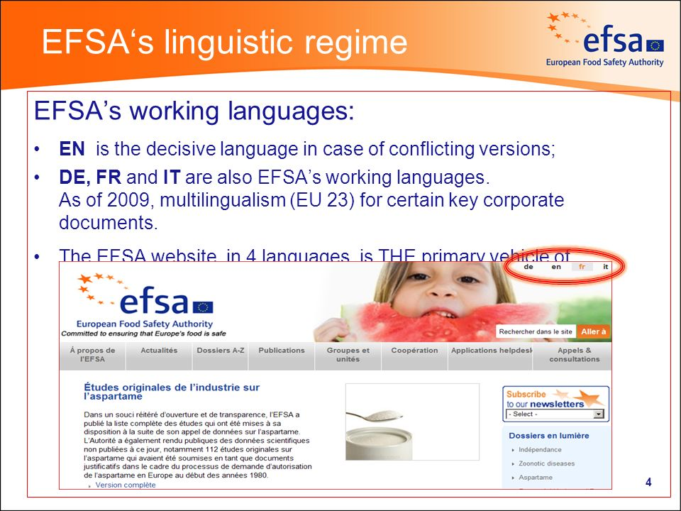 Our pipe dream list 25 Create a terminology network with partner agencies (ECHA, ECDC, EEA,EMA) to share knowledge Obtain access to CdTs resource such as: QUEST IATE macro, updated version Xerox Term Suite or other Term Extraction Software Translation memories concerning EFSA material MT@EC (EU machine translation project) IATE: Improve effectiveness of search engine; spring cleaning of double entries Finalize EFSA Terminology Watch Project Increase CdTs terminology manpower dedicated to the EU agencies