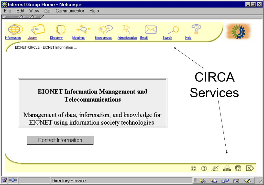 CIRCA Services