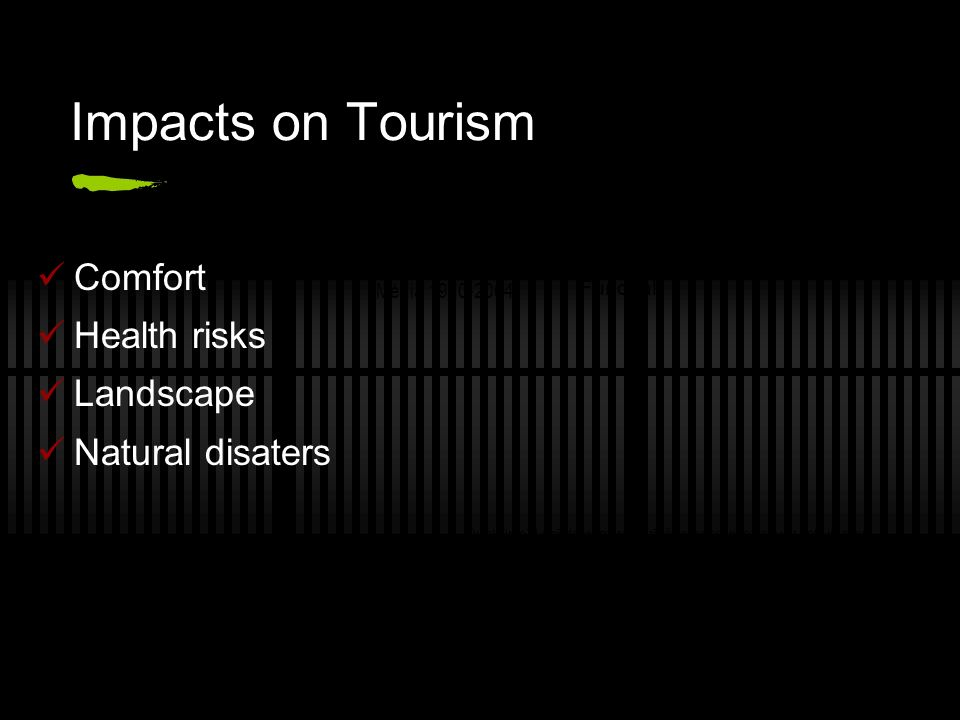 Média 1970-2004 Funchal Impacts on Tourism Comfort Health risks Landscape Natural disaters