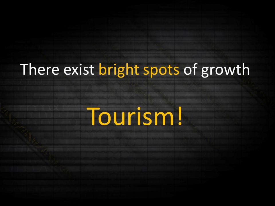 Tourism!