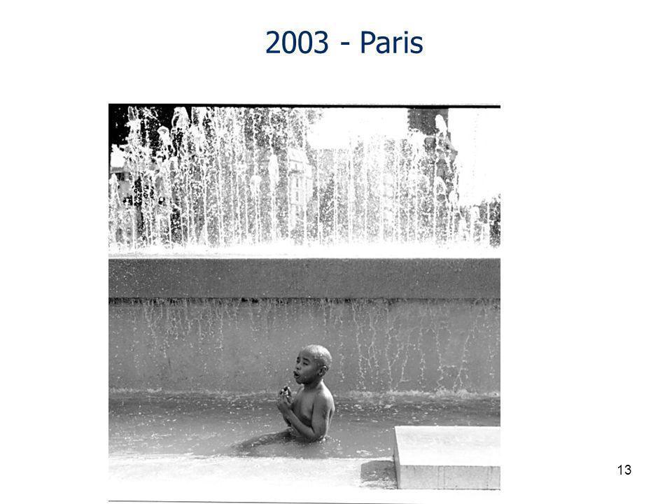2003 - Paris 13