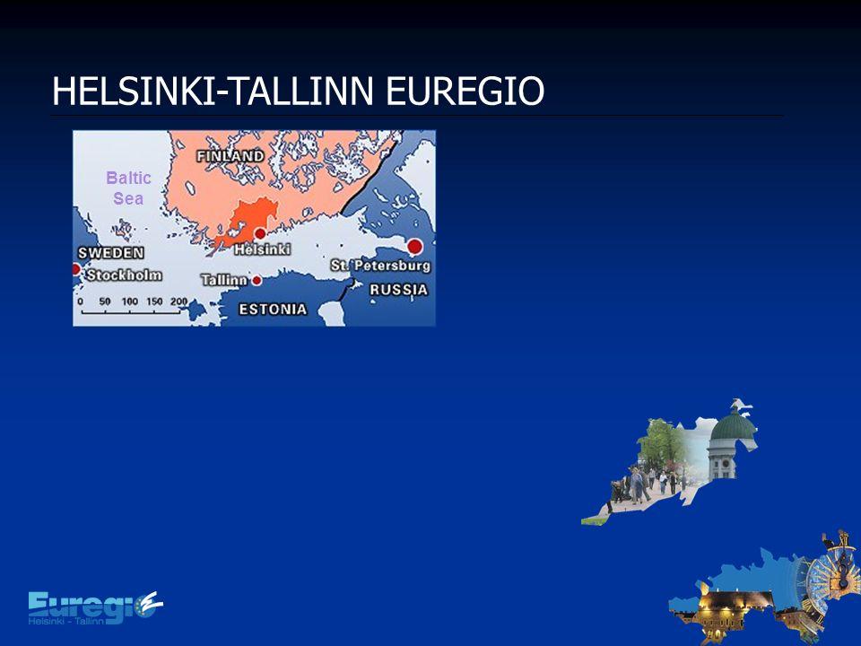 HELSINKI-TALLINN EUREGIO Baltic Sea