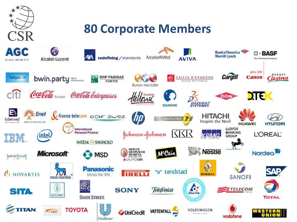 80 Corporate Members 4