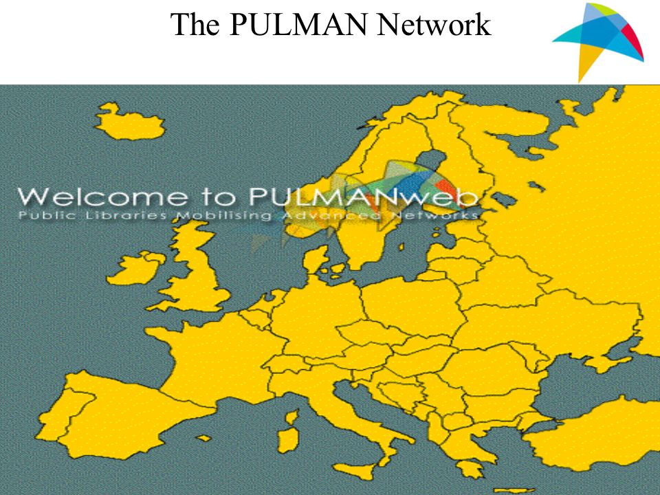 The PULMAN Network