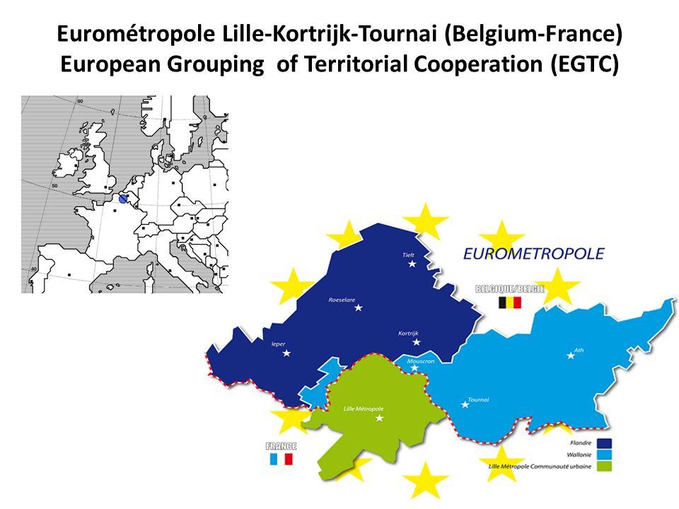 Eurométropole Lille-Kortrijk-Tournai (Belgium-France) European Grouping of Territorial Cooperation (EGTC)