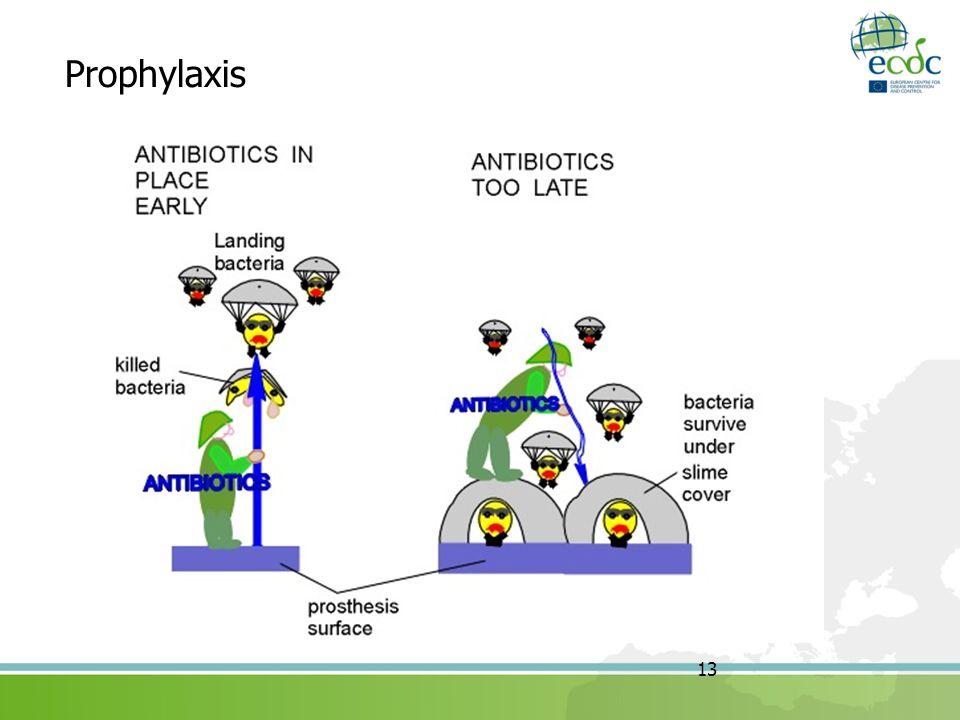 13 Prophylaxis