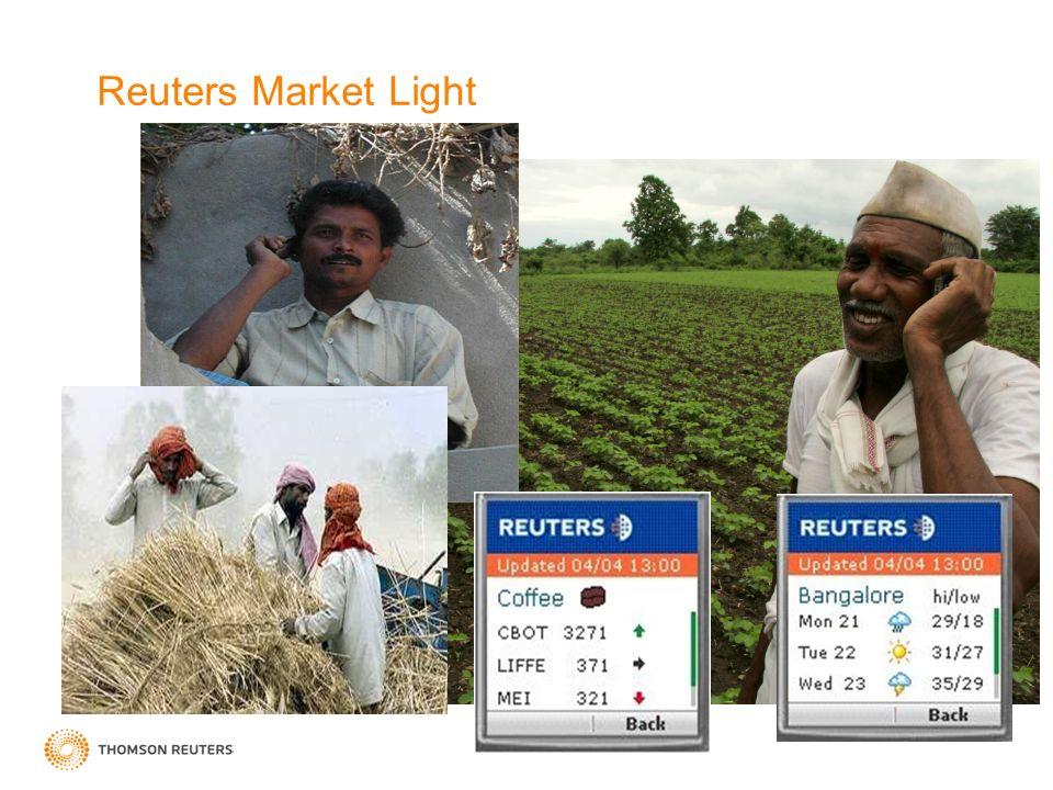 Reuters Market Light