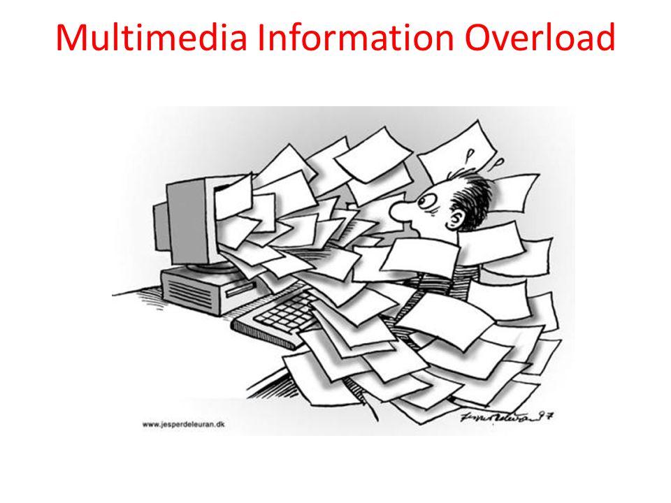Multimedia Information Overload