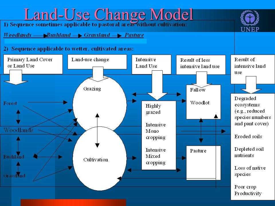 Land-Use Change Model