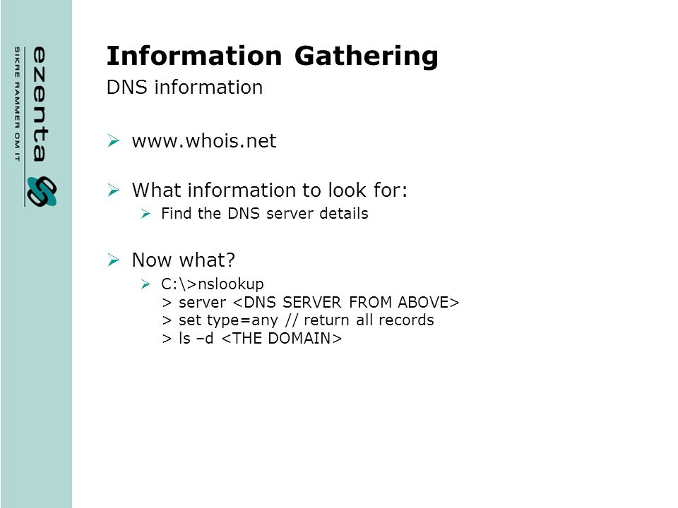 Web platforms Summary You dont have to break the law to gather info.