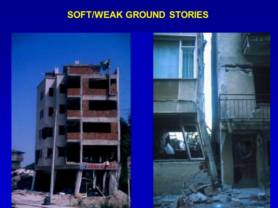 SOFT/WEAK GROUND STORIES