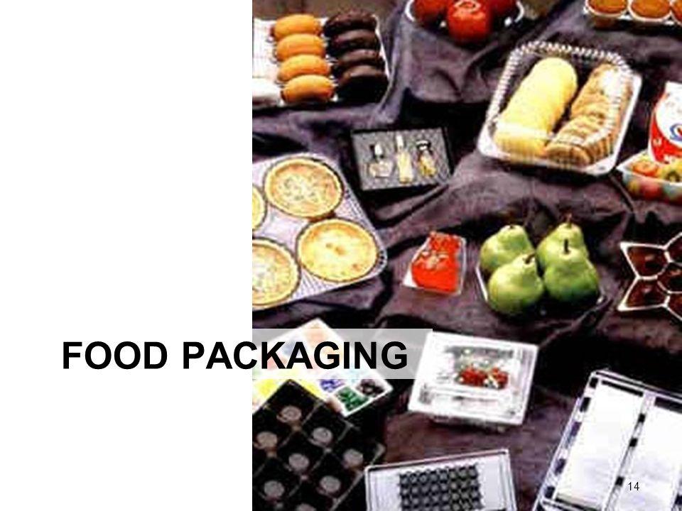 FOOD PACKAGING 14