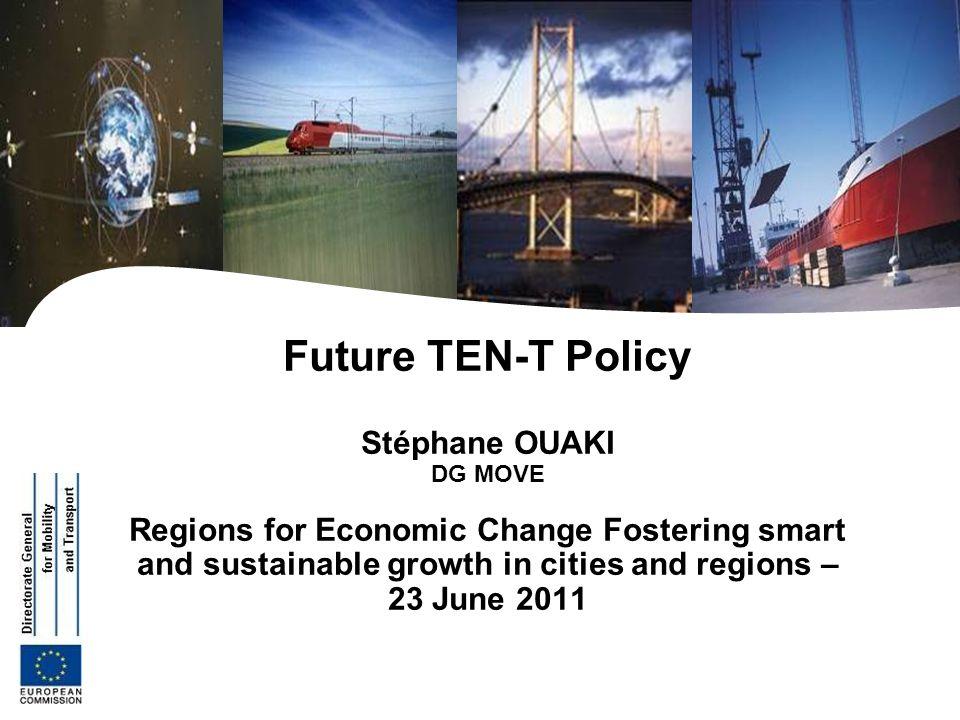 | 12 Transeuropean Networks Mobility & Transport Next steps.
