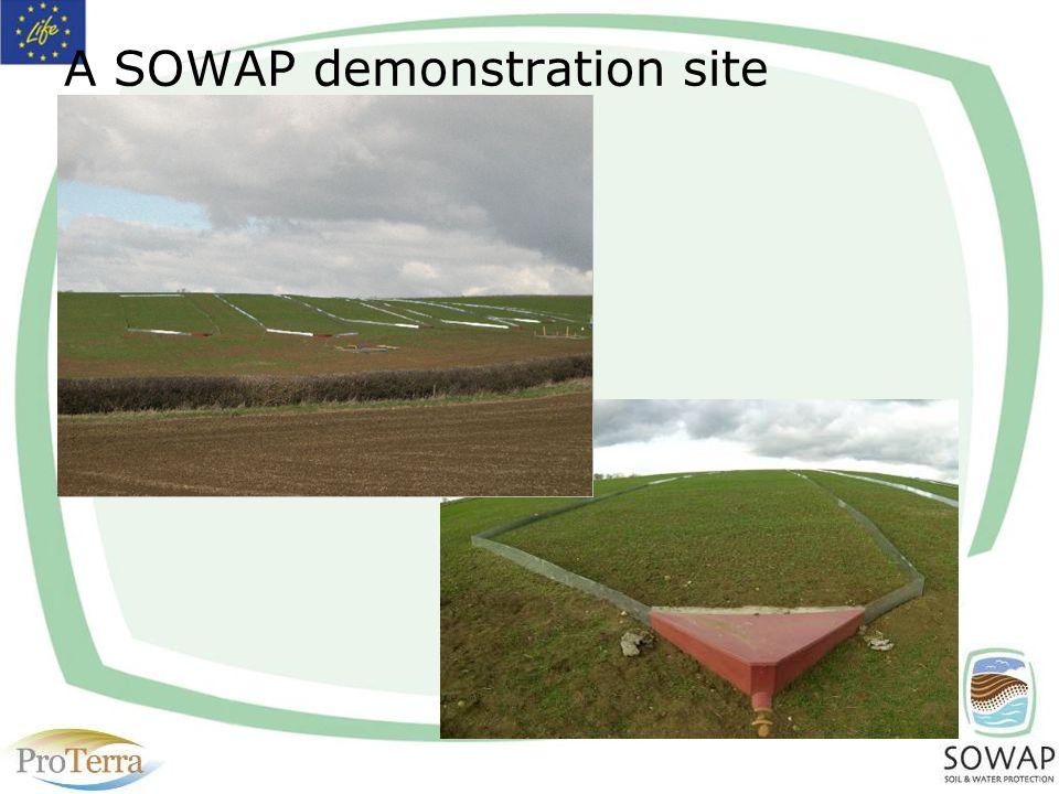 A SOWAP demonstration site
