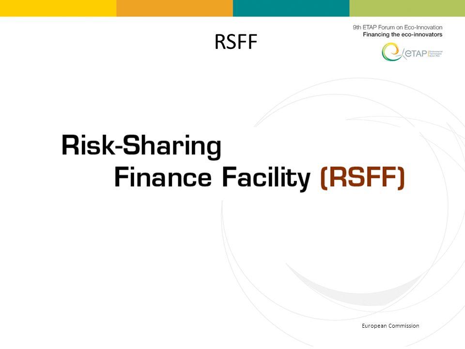 European Commission RSFF