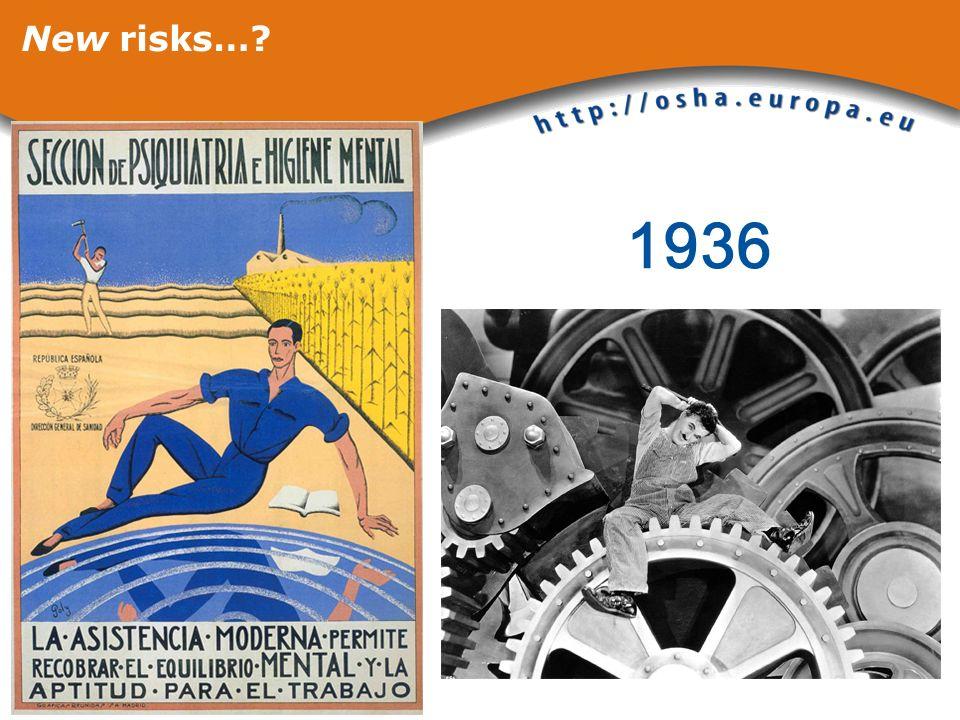1936 New risks…