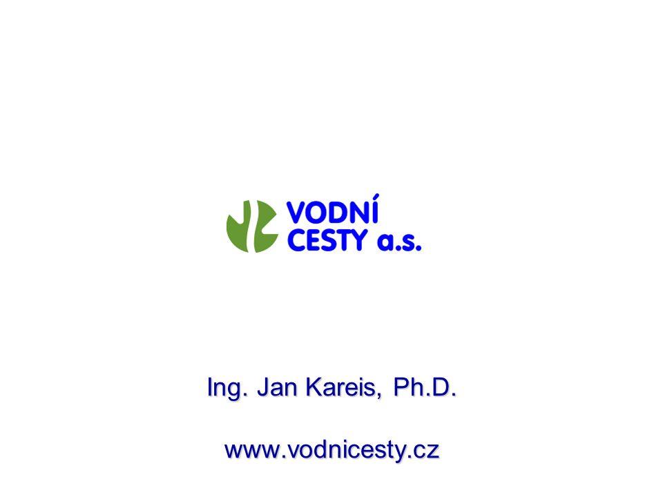 Ing. Jan Kareis, Ph.D. www.vodnicesty.cz
