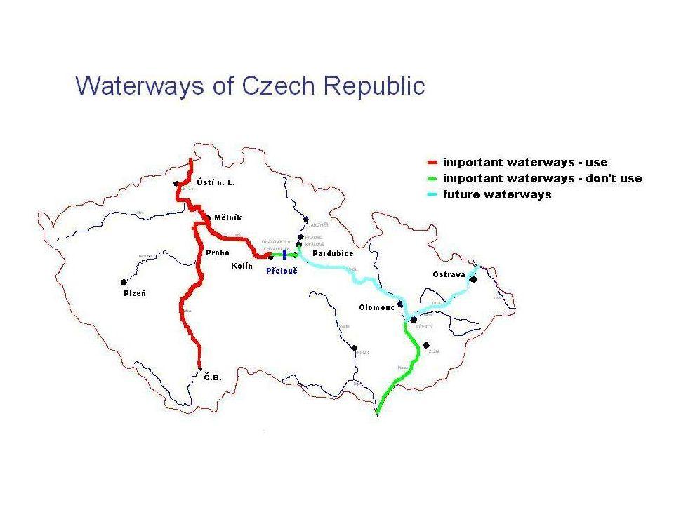 Waterways of the Czech Republic