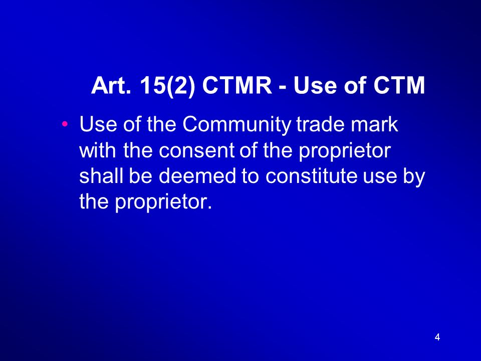 25 Sub-categories T-126/03 ALADDIN …However, if a trade mark has been registered for goods or services defined so precisely and narrowly that it is not possible to make any significant sub-divisions within the category concerned, then the proof of genuine use of the mark for the goods or services necessarily covers the entire category.