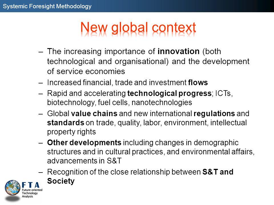 Science & Ecology Technology & Economics Socioeconomics Politics & Values What is possible.