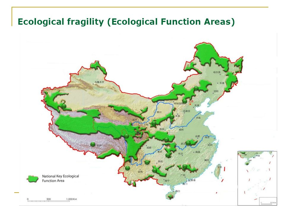 16.02.2014 Ecological fragility (Ecological Function Areas)
