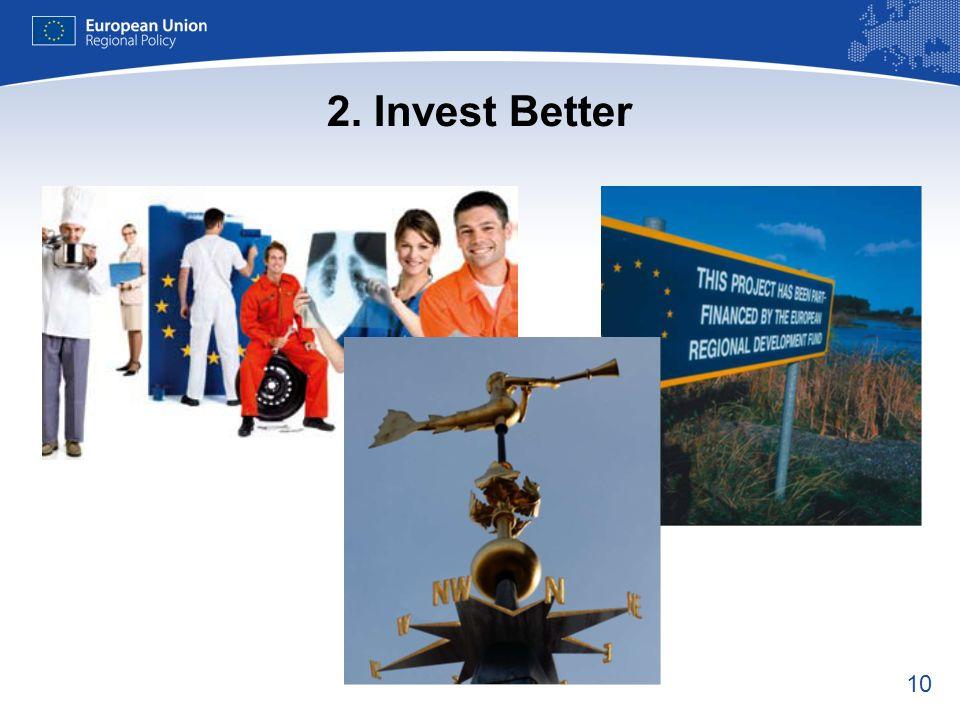 10 2. Invest Better