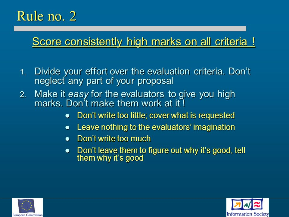 Score consistently high marks on all criteria . Score consistently high marks on all criteria .