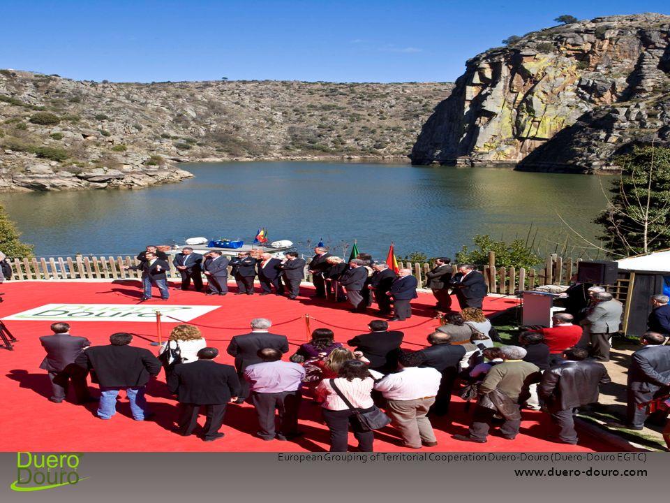 FUNCTIONING OF THE DUERO-DOURO EGTC European Grouping of Territorial Cooperation Duero-Douro (Duero-Douro EGTC) www.duero-douro.com