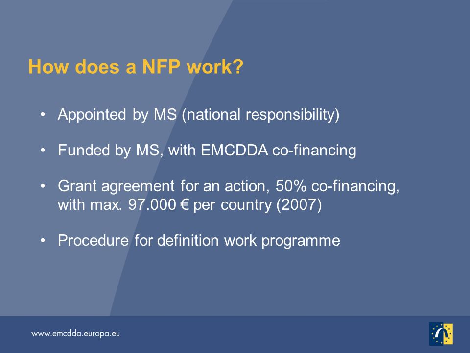 How does a NFP work.