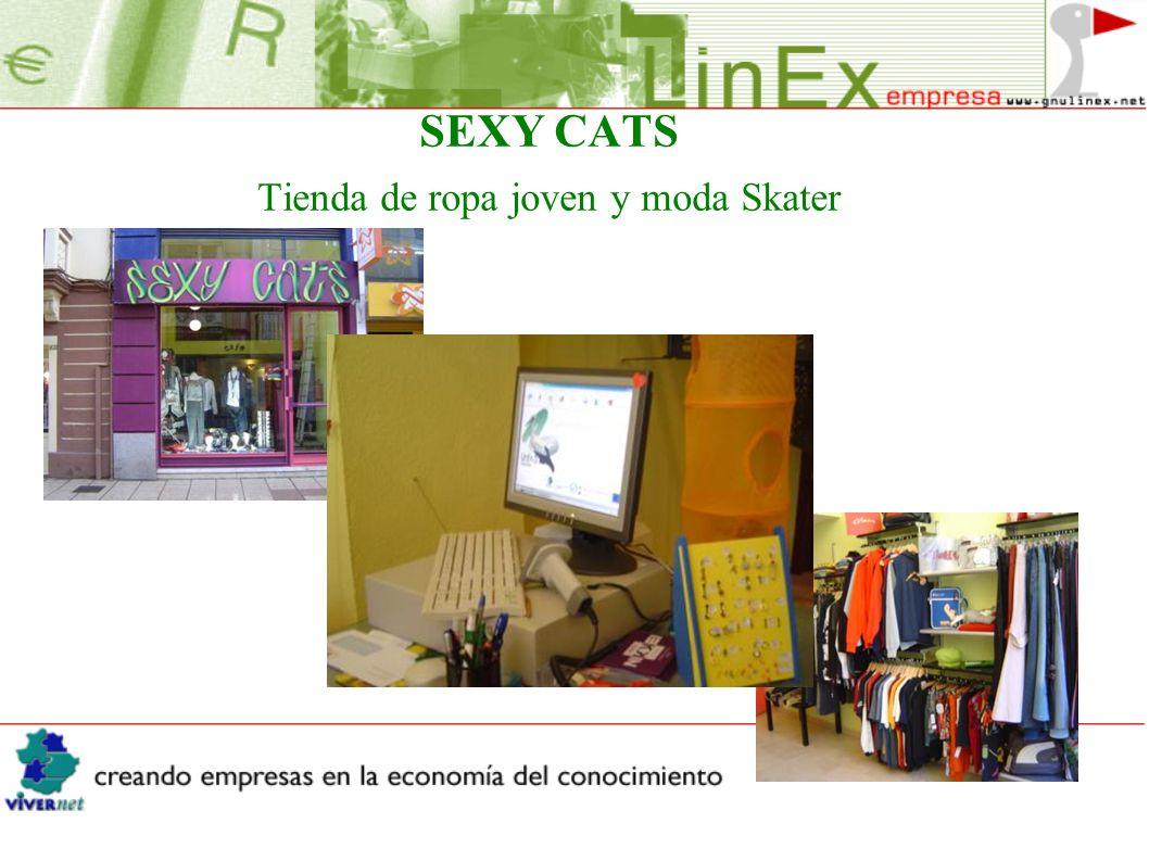 SEXY CATS Tienda de ropa joven y moda Skater