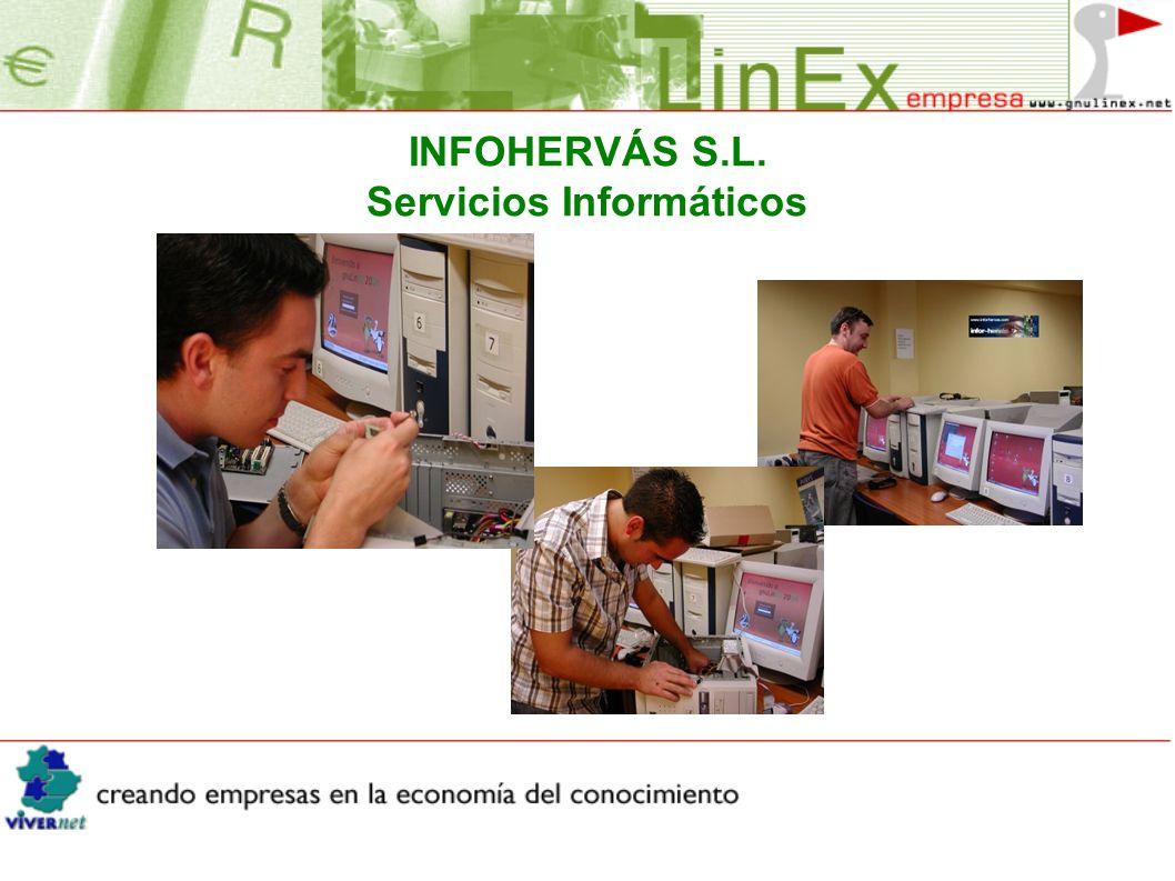 INFOHERVÁS S.L. Servicios Informáticos