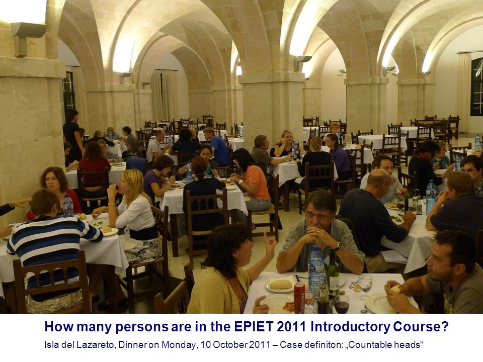 How many persons are in the EPIET 2011 Introductory Course.